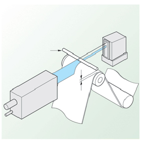 Laser Scan Micrometer Measurement Examples